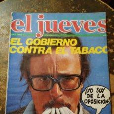 Coleccionismo de Revista El Jueves: REVISTA EL JUEVES N° 52 (AÑO II, 1978). Lote 296906133