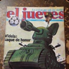 Coleccionismo de Revista El Jueves: REVISTA EL JUEVES N° 53 (AÑO II, 1978). Lote 296906433