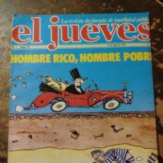 Coleccionismo de Revista El Jueves: REVISTA EL JUEVES N° 56 (AÑO II, 1978). Lote 296906618
