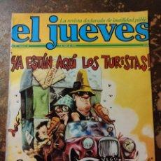 Coleccionismo de Revista El Jueves: REVISTA EL JUEVES N° 58 (AÑO II, 1978). Lote 296906768