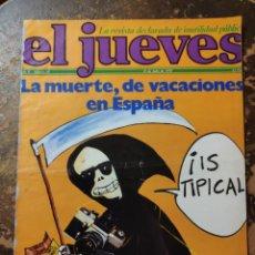 Coleccionismo de Revista El Jueves: REVISTA EL JUEVES N° 60 (AÑO II, 1978). Lote 296906923