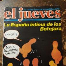 Coleccionismo de Revista El Jueves: REVISTA EL JUEVES N° 67 (AÑO II, 1978). Lote 296907148