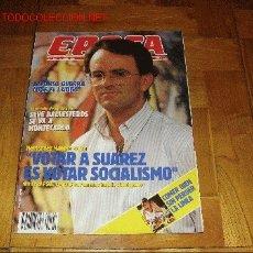Coleccionismo de Revista Época: DUQUESA DE WINDSOR. REVISTA ÉPOCA Nº 122. 13 DE JULIO DE 1987. Lote 8943102