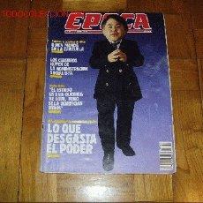 Coleccionismo de Revista Época: EL ENANO QUE SE PARECÍA A FELIPE GONZÁLEZ. PEDRO RUIZ. ANTONIO MINGOTE. Lote 8497644