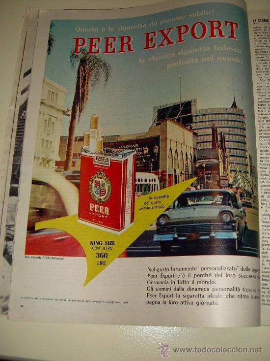 Coleccionismo de Revista Época: EPOCA Revista Italiana 1.961 ... Gary Cooper - Sophia Loren - Gina Lollobrigida ... - Foto 5 - 27545293
