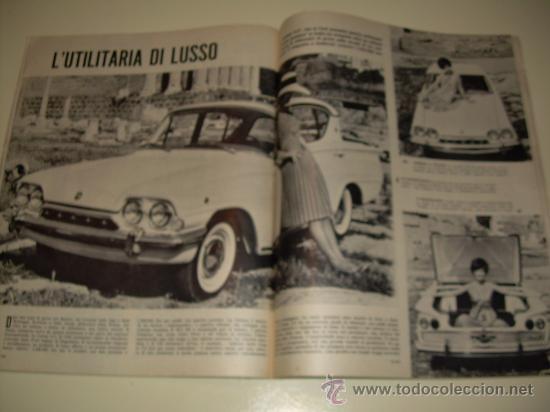 Coleccionismo de Revista Época: EPOCA Revista Italiana 1.961 ... Gary Cooper - Sophia Loren - Gina Lollobrigida ... - Foto 6 - 27545293