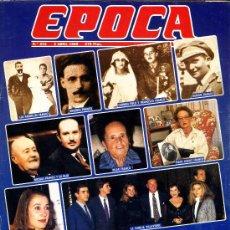 Coleccionismo de Revista Época: REVISTA EPOCA Nº 212 3 ABRIL 1989. Lote 26552353