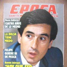 Collectionnisme de Magazine Época: REVISTA EPOCA Nº 73 SORAYA SARA FERGUSON GUERRA CIVIL CAP.40 BATALLA DEL EBRO EL TRAJE DE BAÑO. Lote 35081764