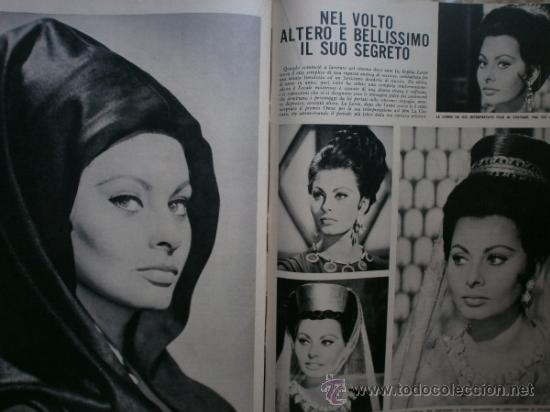 Coleccionismo de Revista Época: EPOCA Nº644. AÑO 1963. SOPHIA LOREN, JOHN KENNEDY, MINA MAZZINI, CORRADO PANI - Foto 5 - 35974560