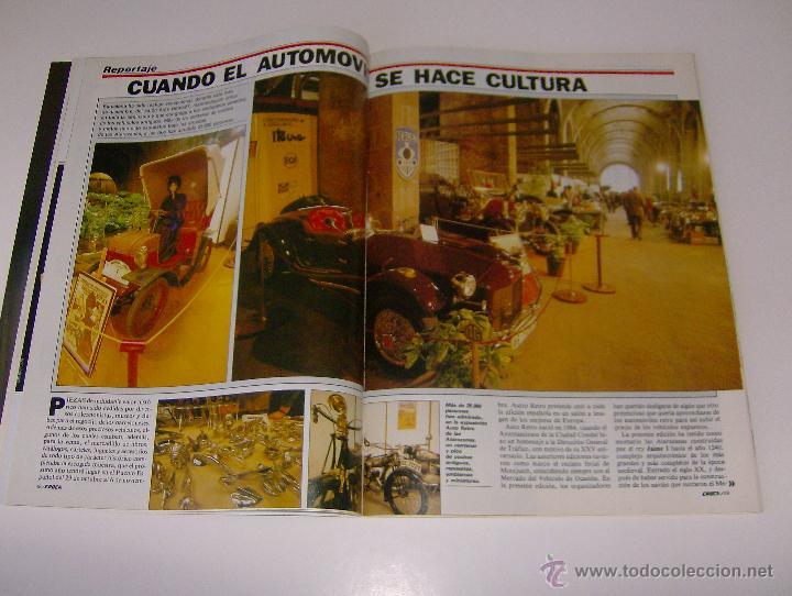Coleccionismo de Revista Época: REVISTA EPOCA Nº 146. 1987 LA BAZA SECRETA DE THYSSEM, CUANDO EL AUTOMOVIL SE HACE CULTURA... - Foto 4 - 53256074