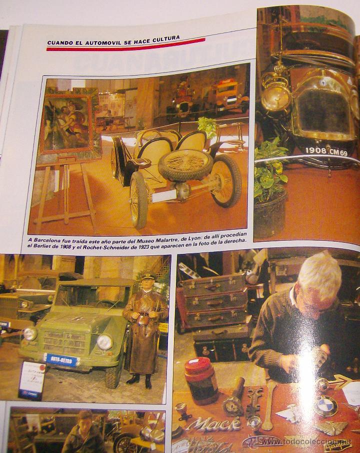 Coleccionismo de Revista Época: REVISTA EPOCA Nº 146. 1987 LA BAZA SECRETA DE THYSSEM, CUANDO EL AUTOMOVIL SE HACE CULTURA... - Foto 5 - 53256074