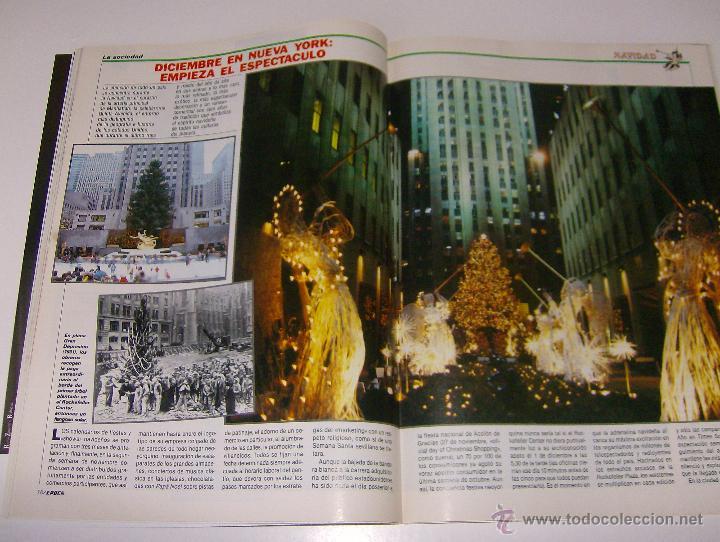 Coleccionismo de Revista Época: REVISTA EPOCA Nº 146. 1987 LA BAZA SECRETA DE THYSSEM, CUANDO EL AUTOMOVIL SE HACE CULTURA... - Foto 7 - 53256074