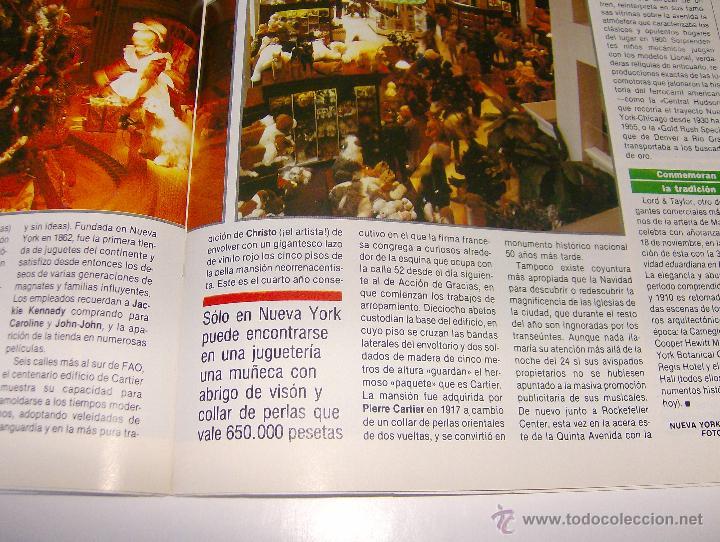 Coleccionismo de Revista Época: REVISTA EPOCA Nº 146. 1987 LA BAZA SECRETA DE THYSSEM, CUANDO EL AUTOMOVIL SE HACE CULTURA... - Foto 8 - 53256074