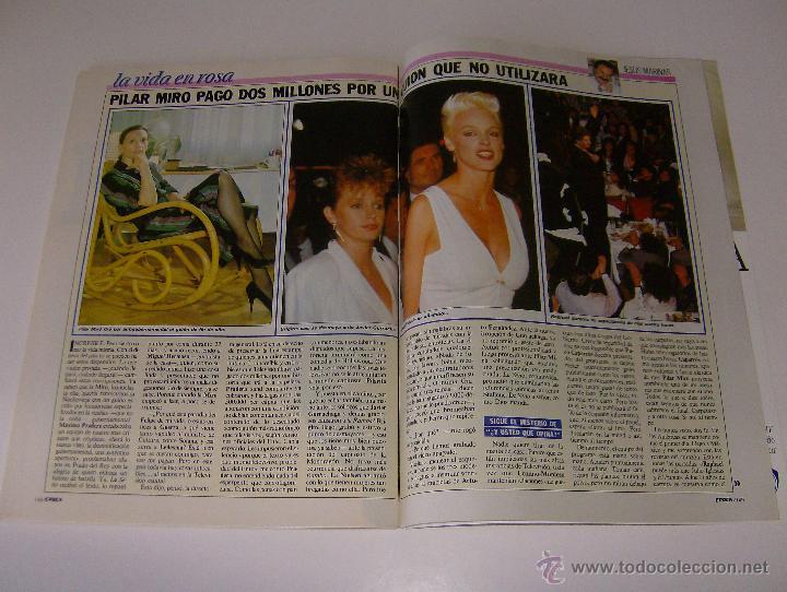 Coleccionismo de Revista Época: REVISTA EPOCA Nº 146. 1987 LA BAZA SECRETA DE THYSSEM, CUANDO EL AUTOMOVIL SE HACE CULTURA... - Foto 9 - 53256074