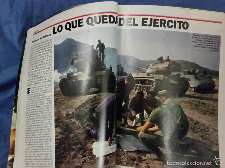 Coleccionismo de Revista Época: Revista Época - Octubre 1989 - Lo que Queda del Ejército - Director de la CIA - Guerra y Hacienda - Foto 4 - 56577320