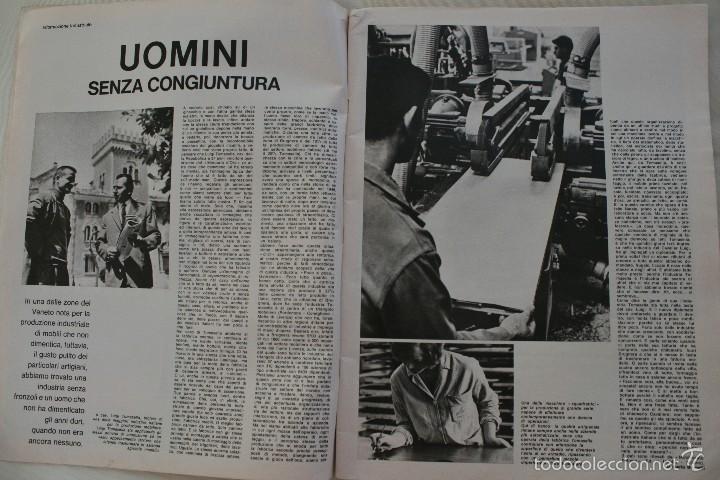 Coleccionismo de Revista Época: REVISTA EPOCA Nº 820 1966 – PORTADA SOPHIA LOREN – ESPECIAL ESPAÑA SECONDO INSERTO - EN ITALIANO - Foto 2 - 61365183