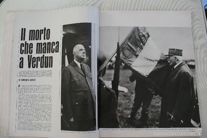 Coleccionismo de Revista Época: REVISTA EPOCA Nº 820 1966 – PORTADA SOPHIA LOREN – ESPECIAL ESPAÑA SECONDO INSERTO - EN ITALIANO - Foto 5 - 61365183