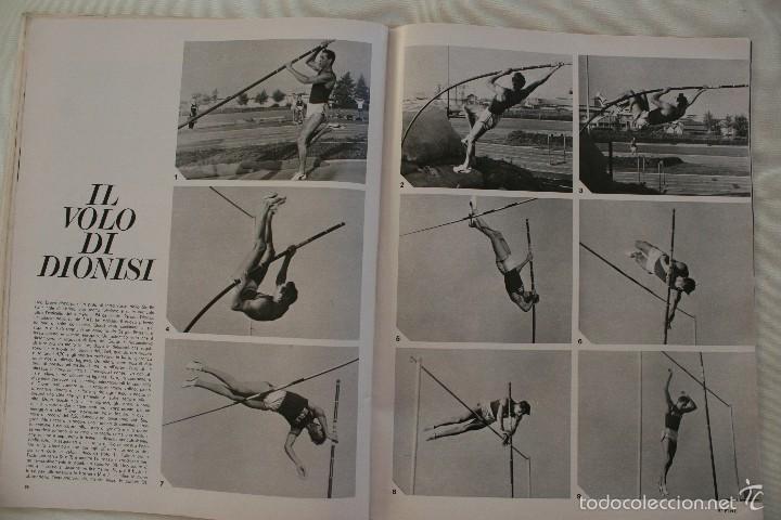Coleccionismo de Revista Época: REVISTA EPOCA Nº 820 1966 – PORTADA SOPHIA LOREN – ESPECIAL ESPAÑA SECONDO INSERTO - EN ITALIANO - Foto 8 - 61365183