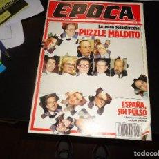 Coleccionismo de Revista Época: EPOCA. Lote 71729259