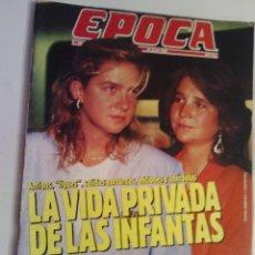 Coleccionismo de Revista Época: REVISTA EPOCA Nº 282 - 30 DE JULIO 1990. Lote 73054471