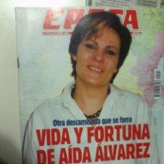 Coleccionismo de Revista Época: EPOCA. NUM 412 18 ENERO 1993. VER SUMARIO Y DESCRIPCION. Lote 79557265