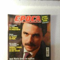 Coleccionismo de Revista Época: REVISTA EPOCA 9 DE MAYO 1994. Nº 480. LA CORRUPCIÓN LEGITIMA AL PP. JOSELITO ENTRE LA ESPADA..... Lote 85465176