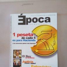 Coleccionismo de Revista Época: ÉPOCA INTERECONOMIA. Lote 102340780