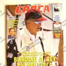 Coleccionismo de Revista Época: REVISTA ÉPOCA Nº 805 - 30 JULIO 2000. Lote 116925751