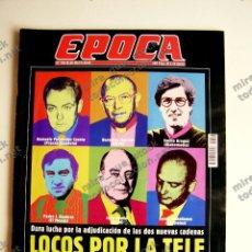 Coleccionismo de Revista Época: REVISTA EPOCA Nº 796 - 28 MAYO 2000. Lote 117271023