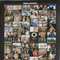 Coleccionismo de Revista Época: RECORTE REVISTA EPOCA Nº 775 2000. IMÁGENES DEL 1999. 25 PGS. Lote 141659234