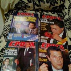 Coleccionismo de Revista Época: REVISTA EPOCA. Lote 169243090