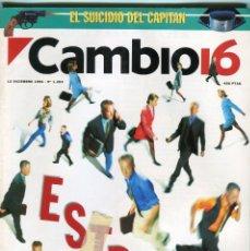 Coleccionismo de Revista Época: CAMBIO 16 Nº 1203 - NACHO CANO - BERLUSCONI - MANUEL AZCARATE ENTREVISTA - ESTRES -DICIEMBRE - 1994. Lote 172476312