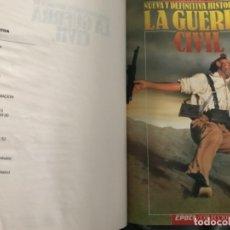 Coleccionismo de Revista Época: ANTIGUO COLECCIONABLE HISTORIA GUERRA CIVIL ÉPOCA . Lote 177395292