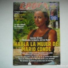 Coleccionismo de Revista Época: REVISTA EPOCA Nº707 1998 CAMPMANY, JIMÉNEZ LOSANTOS, USSÍA, SÁNCHEZ DRAGÓ. Lote 180476027