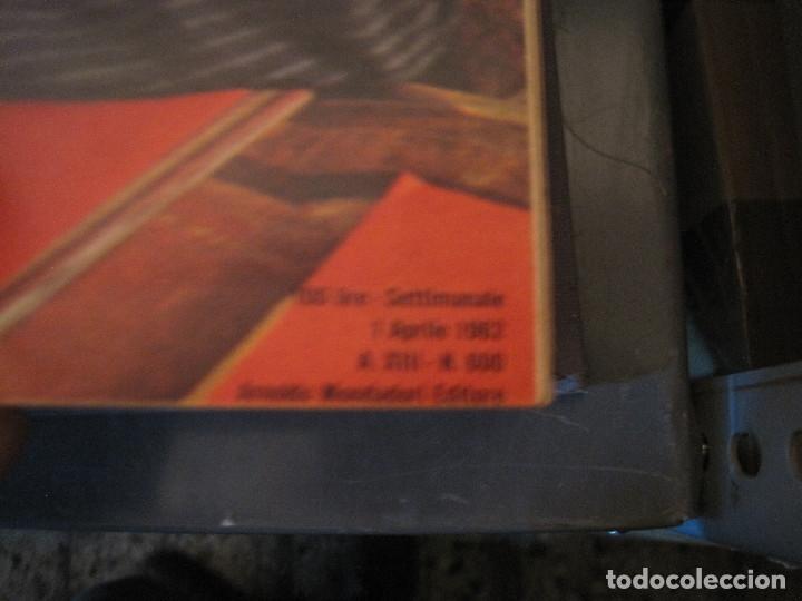 Coleccionismo de Revista Época: Epoca (revista italiana 27 números año 1962 en 2 volúmenes) - Foto 2 - 180894688