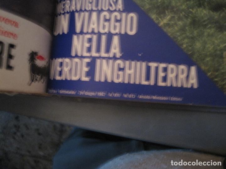 Coleccionismo de Revista Época: Epoca (revista italiana 27 números año 1962 en 2 volúmenes) - Foto 5 - 180894688