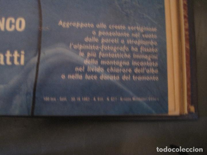 Coleccionismo de Revista Época: Epoca (revista italiana 27 números año 1962 en 2 volúmenes) - Foto 8 - 180894688