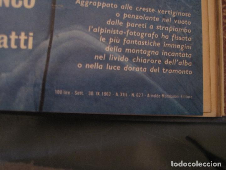 Coleccionismo de Revista Época: Epoca (revista italiana 27 números año 1962 en 2 volúmenes) - Foto 9 - 180894688