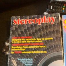 Coleccionismo de Revista Época: STEREOPLAY REVISTA. Lote 184849508