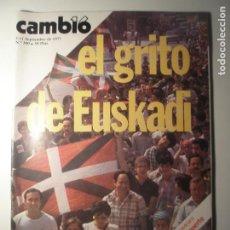 Coleccionismo de Revista Época: CAMBIO 16 Nº 300 05/09/77. Lote 199396333