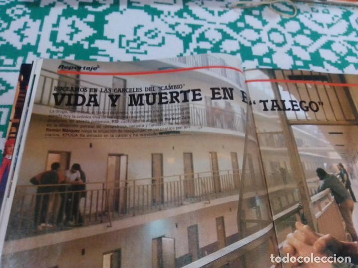 Coleccionismo de Revista Época: Revista Época núm. 50. Año 1986. Felipe González - Guerra Civil - Pasqual Maragall - Fernando Arraba - Foto 6 - 201725045