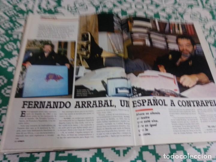 Coleccionismo de Revista Época: Revista Época núm. 50. Año 1986. Felipe González - Guerra Civil - Pasqual Maragall - Fernando Arraba - Foto 7 - 201725045