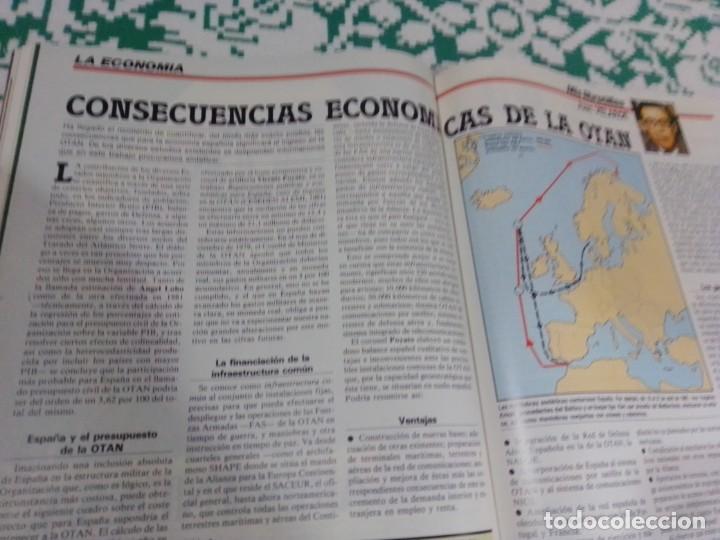 Coleccionismo de Revista Época: Revista Época núm. 50. Año 1986. Felipe González - Guerra Civil - Pasqual Maragall - Fernando Arraba - Foto 8 - 201725045