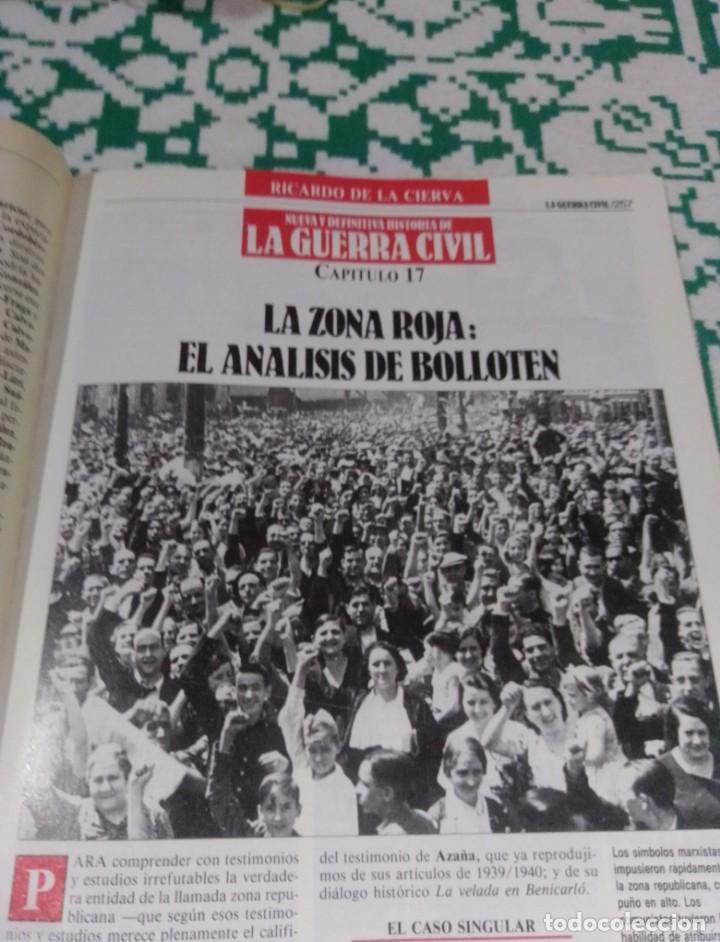 Coleccionismo de Revista Época: Revista Época núm. 50. Año 1986. Felipe González - Guerra Civil - Pasqual Maragall - Fernando Arraba - Foto 10 - 201725045