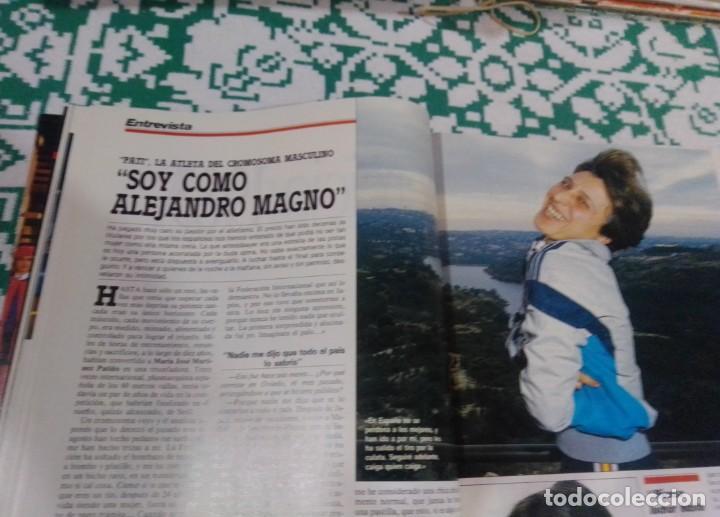 Coleccionismo de Revista Época: Revista Época núm. 50. Año 1986. Felipe González - Guerra Civil - Pasqual Maragall - Fernando Arraba - Foto 11 - 201725045