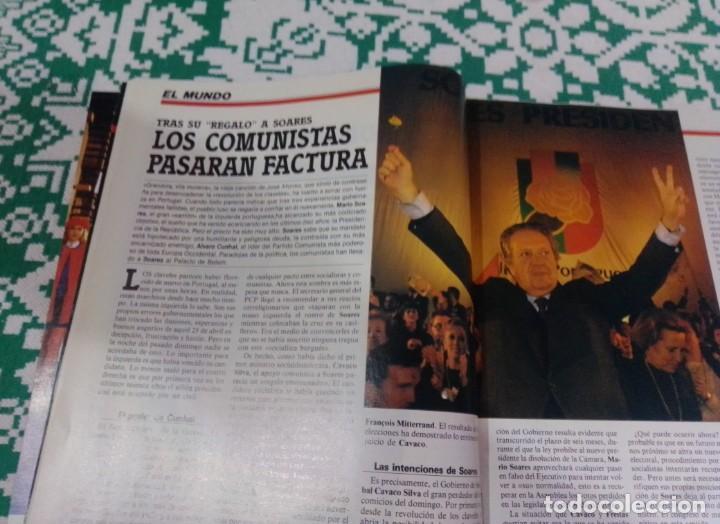 Coleccionismo de Revista Época: Revista Época núm. 50. Año 1986. Felipe González - Guerra Civil - Pasqual Maragall - Fernando Arraba - Foto 12 - 201725045