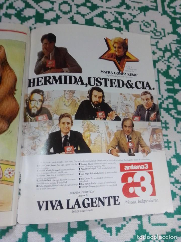 Coleccionismo de Revista Época: Revista Época núm. 50. Año 1986. Felipe González - Guerra Civil - Pasqual Maragall - Fernando Arraba - Foto 14 - 201725045