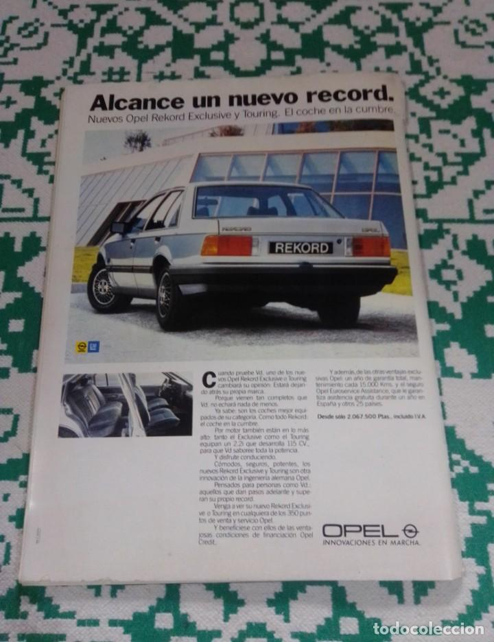 Coleccionismo de Revista Época: Revista Época núm. 50. Año 1986. Felipe González - Guerra Civil - Pasqual Maragall - Fernando Arraba - Foto 15 - 201725045