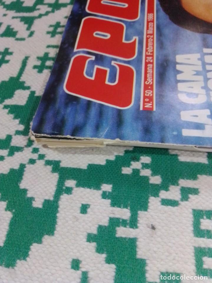 Coleccionismo de Revista Época: Revista Época núm. 50. Año 1986. Felipe González - Guerra Civil - Pasqual Maragall - Fernando Arraba - Foto 16 - 201725045