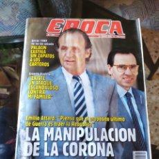Coleccionismo de Revista Época: REVISTA EPOCA N° 307 (21 ENERO 1991). Lote 219192336